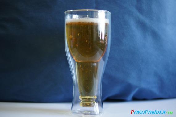 Наполненный стакан