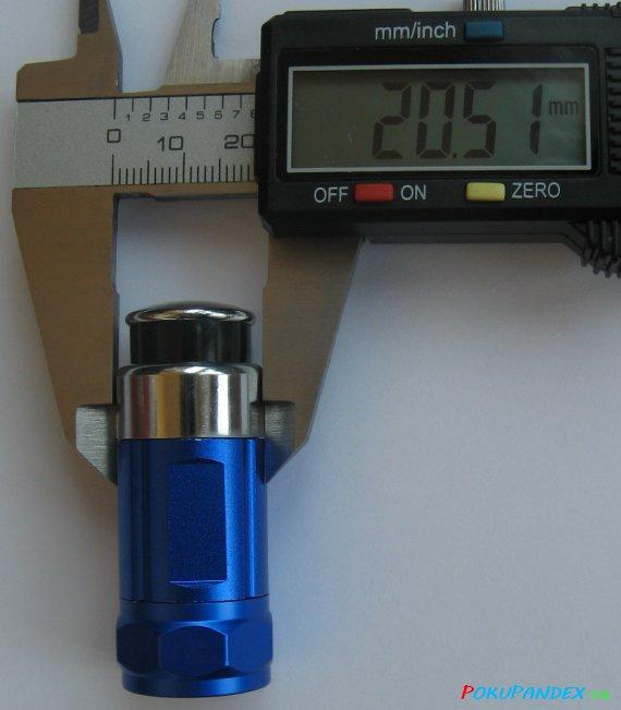 Диаметр фонарика для автомобиля с BuyInCoins