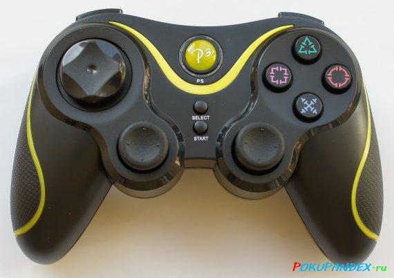 Неоригинальный геймпад Sony Dualshock 3
