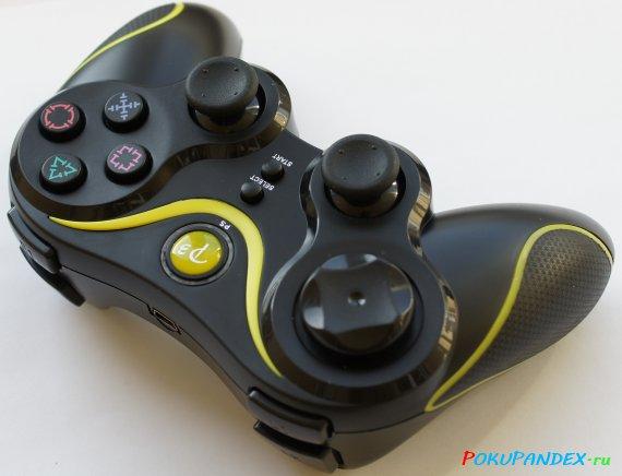 Китайский геймпад Sony Dualshock 3