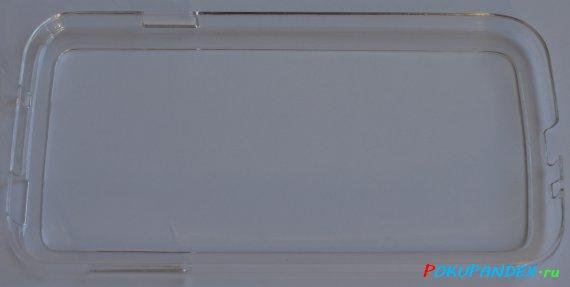 Прозрачный бампер для Samsung Galaxy S4