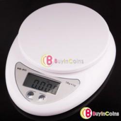 Весы электронные кухонные 5кг/1г