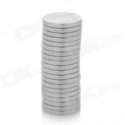 Сильные неодимовые магниты - Super Strong Rare-Earth Neodymium Magnets 8mm 20-Pack