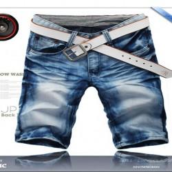 Джинсовые шорты (бриджи)
