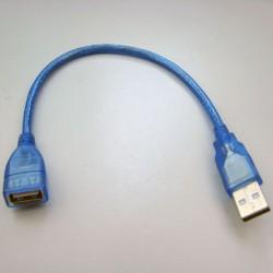 Удлинительные кабели USB 2.0 - 30 cm и 1.5 м