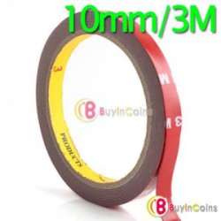 Двусторонний скотч - 3M Double Sided Attachment Tape 10mm