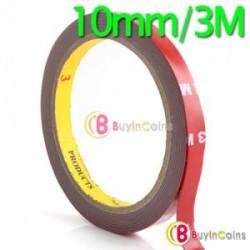 Двусторонний скотч - 3M Double Sided Attachment Tape 10mm