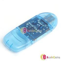 Мобильный кардридер или как сделать флешку из карты памяти SDHC