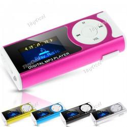 Дешёвый MP3 плеер с экраном.