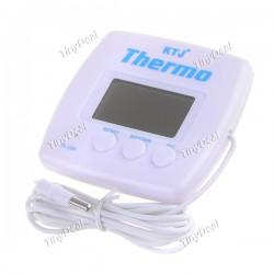 Цифровой термометр с выносным датчиком (более продвинутая модель)