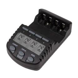 Обзор умного зарядного устройства La Crosse BC-700