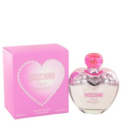 "Туалетная вода-спрей ""Pink Bouquet"" от Moschino"