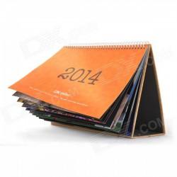 Календарь Dx.com - купоны на 2014 год