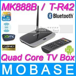 T-R42 – медиаплеер на 4-ядерном RK3188 (Android TV Box)