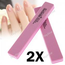 Две пилки для ногтей