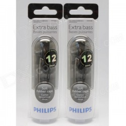 Наушники Philips SHE3000BK Extra Bass (2 шт)