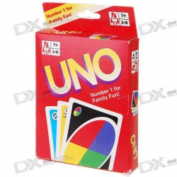 """Карточная игра UNO, или в простонародье - """"М@нд@вошка"""""""