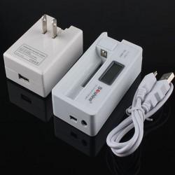 Универсальное зарядное устройство Soshine SC-S7 для 18650,14500,16340,10440 Li-ion/Ni-MH аккумуляторов