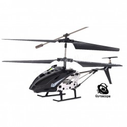 Model King 33008 3.5-Channel LED Light GYRO Infrared RC Helicopter