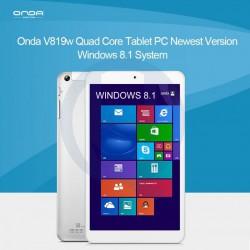 Onda V819W  - Windows наносит ответный удар