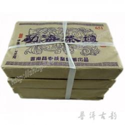 Шен пуэр Чангтай 651 2006 года