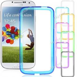 Прозрачный бампер для Samsung Galaxy S4 i9500