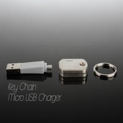 Переходник с микро-юсб на юсб в формате ключа