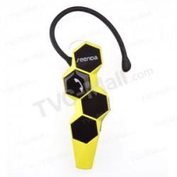 Яркая Bluetooth гарнитура Seenda в виде пчелиных сот