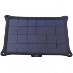 Солнечная панель 5W 1А с USB и для зарядки мобильного
