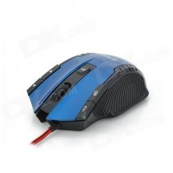 Симпатичная игровая мышь с громким названием Tencent Games GAMEVIP 2400 DPI с рецептом «глушителя» для неё.