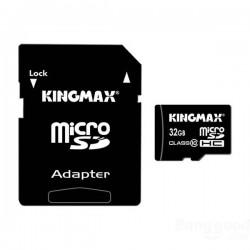 Карта памяти Micro SD «Kingmax» 10 class, 32GB.