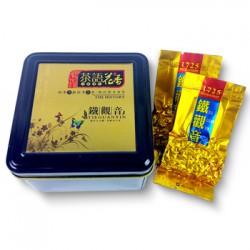 Чай Те Гуань Инь в подарочной упаковке
