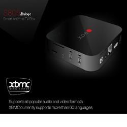 ТВ приставка Ubox S805 (Android 4.4.2, Amlogic S805 Quad Core 1.5GHz, Mali-450 GPU, RAM 1Gb, Rom 8Gb)