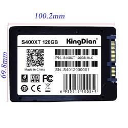 Обзор SSD диска KingDian S400XT или много гигабайт за немного денег