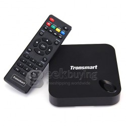 Обзор Tronsmart MXIII Plus - Android TV Box Amlogic S812 (поддержка 4K видео H.265, 2GB RAM)