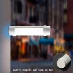 Лампа с магнитом и аккумулятором