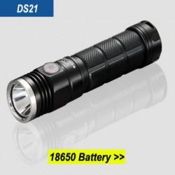 Обзор новой модели EDC фонаря от Skilhunt — DS21