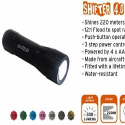 Shifter 4.0 - самый мощный фонарик у Spotlight