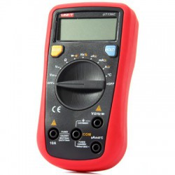 Мультиметр UT136C (LCD Digital Multimeter)