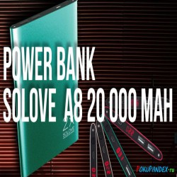 PowerBank Solove A8 на 20000mAh