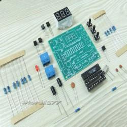 DIY набор для создания цифрового термометра и последующая интеграция (не колхозинг) его в автомобиль