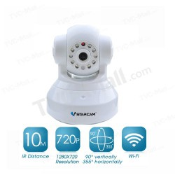 Обзор IP камеры VSTARCAM C7837WIP HD 720P с приводом наклона и поворота