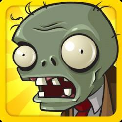 Фигурки из популярной игры - Plants vs Zombies (растения против зомби).