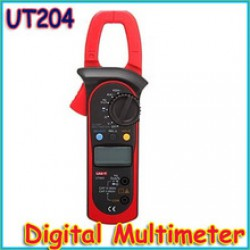 Мультиметр UNI-T UT204 (Digital Clamp Multimeter True RMS)
