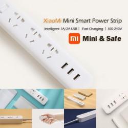 Универсальный удлинитель XiaoMi с тремя USB портами (3 USB Charging Ports)