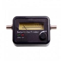 Satellite Finder W4902 - прибор для настройки спутниковой антенны. Заключение НЕспециалиста