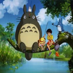 Мой сосед Тоторо - фигурки из популярного Японского аниме