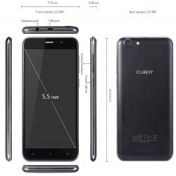 CUBOT NOTE S 3G - Интересный бюджетник