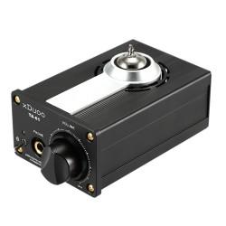 xDuoo TA-01 - теплый ламповый звук, он существует!