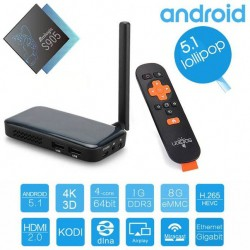 Ugoos AM2 - бодрый андроид TV Stick на рукастого любителя